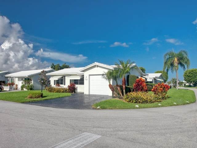 103 SW 8th Court, Boynton Beach, FL 33426 (MLS #RX-10646985) :: United Realty Group