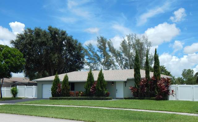 19638 Colorado Circle, Boca Raton, FL 33434 (MLS #RX-10646992) :: Miami Villa Group