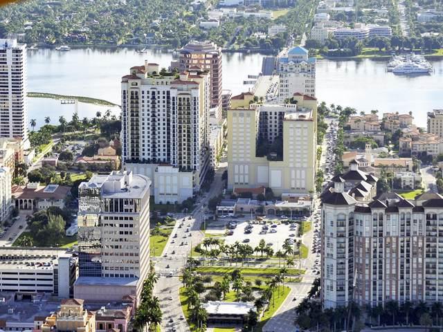 801 S Olive Avenue #1001, West Palm Beach, FL 33401 (#RX-10647010) :: Ryan Jennings Group
