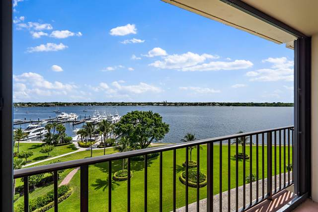 134 Lakeshore Drive #713, North Palm Beach, FL 33408 (#RX-10647024) :: The Rizzuto Woodman Team
