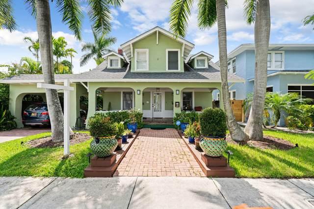 1607 Georgia Avenue, West Palm Beach, FL 33401 (MLS #RX-10647030) :: Berkshire Hathaway HomeServices EWM Realty