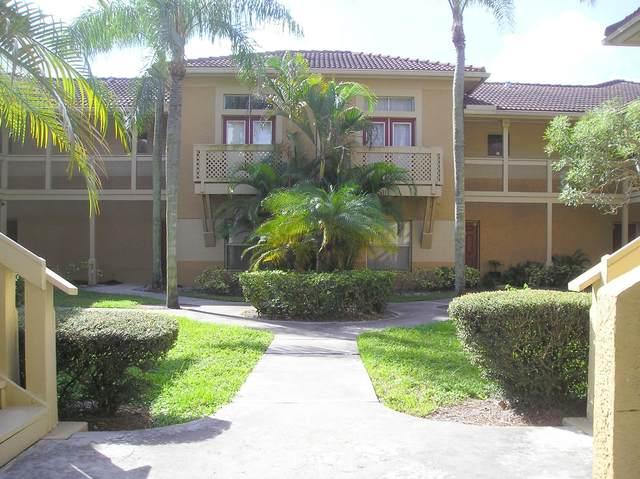 4863 Via Palm Lakes #806, West Palm Beach, FL 33417 (#RX-10647332) :: Posh Properties