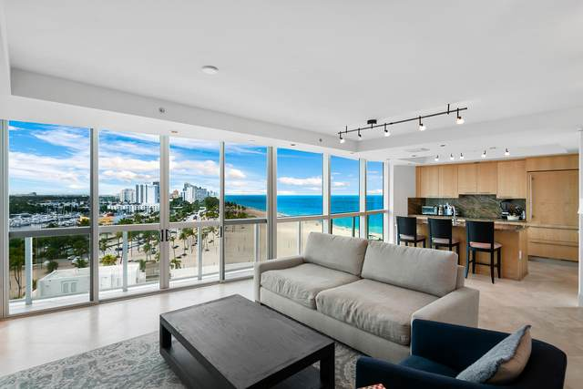 1200 Holiday Drive #904, Fort Lauderdale, FL 33316 (MLS #RX-10647380) :: The Paiz Group