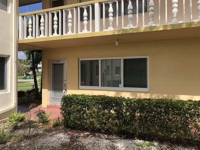 221 Coventry J, West Palm Beach, FL 33417 (#RX-10647497) :: Posh Properties