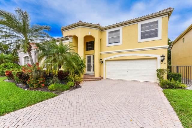 4281 NW 66th Lane, Boca Raton, FL 33496 (MLS #RX-10647520) :: Miami Villa Group