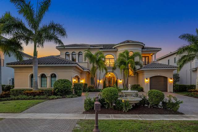 17566 Cadena Drive, Boca Raton, FL 33496 (MLS #RX-10647592) :: THE BANNON GROUP at RE/MAX CONSULTANTS REALTY I