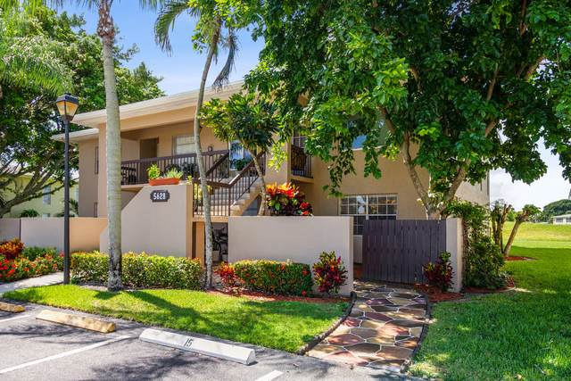 5628 Via Delray Boulevard C, Delray Beach, FL 33484 (#RX-10647639) :: Ryan Jennings Group