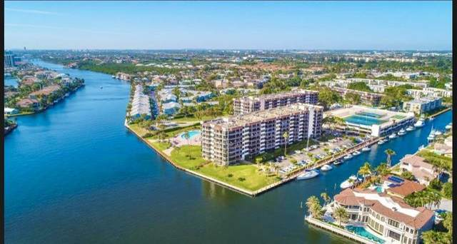 859 Jeffery Street #3110, Boca Raton, FL 33487 (MLS #RX-10647801) :: Berkshire Hathaway HomeServices EWM Realty