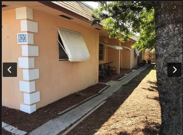 620 W Mango Street #1, Lantana, FL 33462 (#RX-10647957) :: Posh Properties