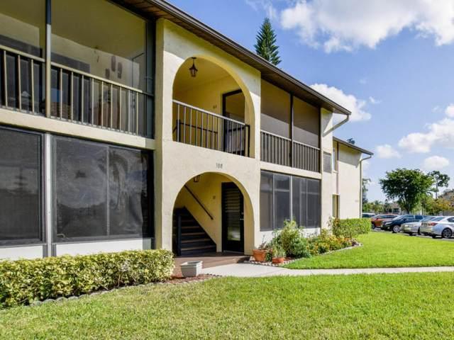 308 Pine Ridge Circle D2, Greenacres, FL 33463 (#RX-10648005) :: Baron Real Estate