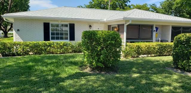 10104 41st Terrace #226, Boynton Beach, FL 33436 (#RX-10648096) :: Posh Properties
