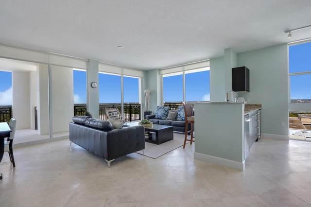 550 Okeechobee Boulevard #1622, West Palm Beach, FL 33401 (#RX-10648147) :: Ryan Jennings Group
