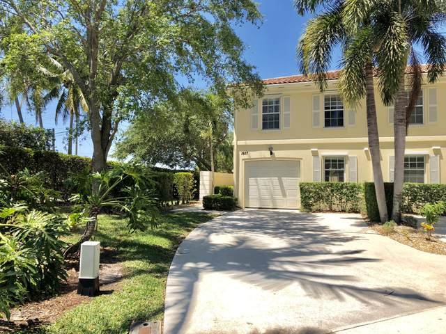 1937 Tigris Drive #1937, West Palm Beach, FL 33411 (#RX-10648192) :: Posh Properties