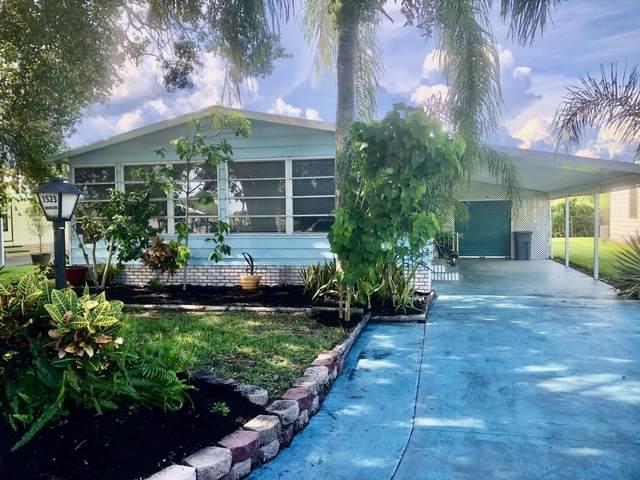 1523 SW 35th Circle #122, Okeechobee, FL 34974 (MLS #RX-10648200) :: Berkshire Hathaway HomeServices EWM Realty