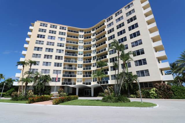 2800 N Flagler Drive #313, West Palm Beach, FL 33407 (#RX-10648209) :: Posh Properties