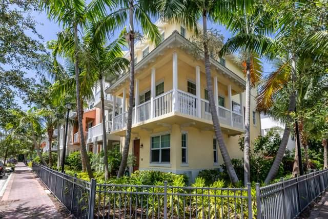 100 SW 1st Avenue A, Delray Beach, FL 33444 (#RX-10648339) :: Ryan Jennings Group