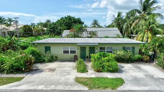 238 NE 5th Ter Terrace, Delray Beach, FL 33444 (MLS #RX-10648416) :: Laurie Finkelstein Reader Team