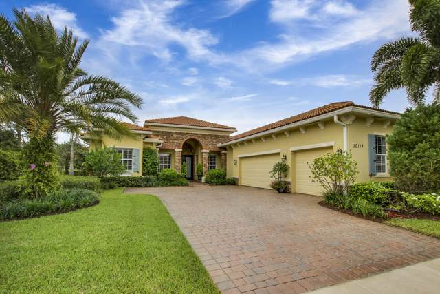 10114 SW Nuova Way, Port Saint Lucie, FL 34986 (MLS #RX-10648456) :: THE BANNON GROUP at RE/MAX CONSULTANTS REALTY I
