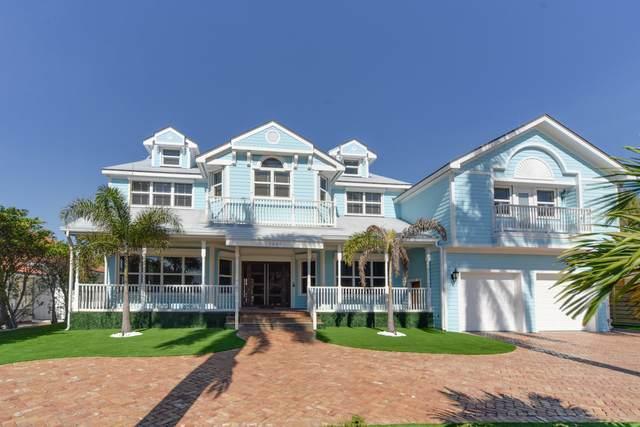 1065 Del Haven Drive, Delray Beach, FL 33483 (MLS #RX-10648595) :: Berkshire Hathaway HomeServices EWM Realty