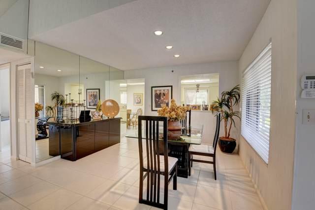 15343 Strathearn Drive #10503, Delray Beach, FL 33446 (MLS #RX-10648597) :: Berkshire Hathaway HomeServices EWM Realty