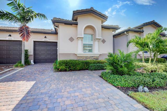 14860 Vivace Road, Delray Beach, FL 33446 (MLS #RX-10648606) :: Berkshire Hathaway HomeServices EWM Realty