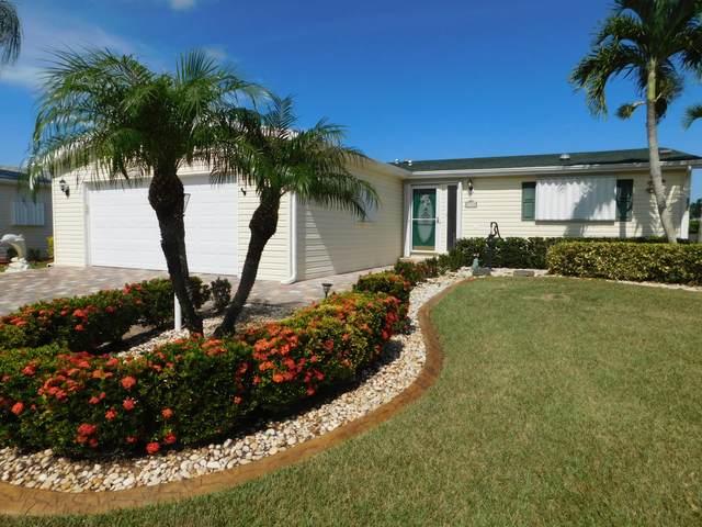 2933 Eagles Nest Way, Port Saint Lucie, FL 34952 (MLS #RX-10648680) :: Berkshire Hathaway HomeServices EWM Realty