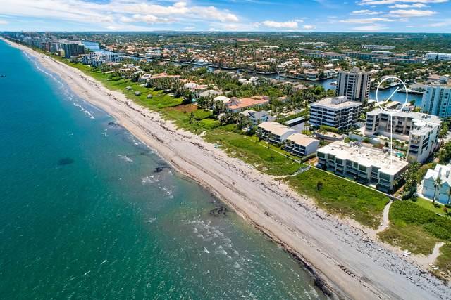 2155 S Ocean Boulevard #8, Delray Beach, FL 33483 (#RX-10648705) :: Posh Properties
