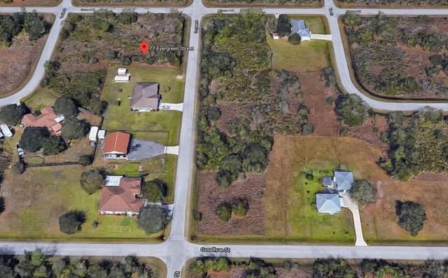 77 Evergreen Street, Punta Gorda, FL 33982 (MLS #RX-10648781) :: Berkshire Hathaway HomeServices EWM Realty