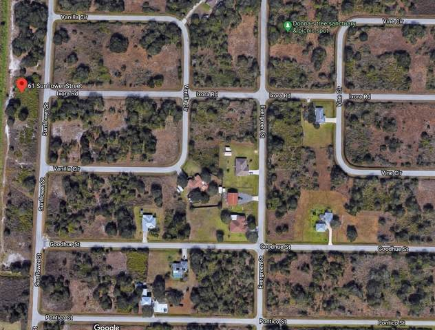 61 Sunflower Street, Punta Gorda, FL 33982 (MLS #RX-10648793) :: Berkshire Hathaway HomeServices EWM Realty