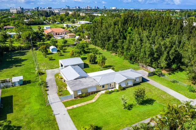 1275 Taylor Road, West Palm Beach, FL 33406 (MLS #RX-10648844) :: Berkshire Hathaway HomeServices EWM Realty