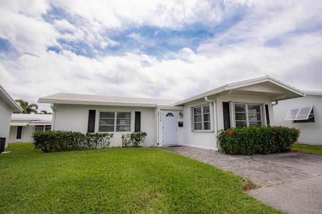 1104 Ocean Drive, Boynton Beach, FL 33426 (MLS #RX-10648867) :: Berkshire Hathaway HomeServices EWM Realty