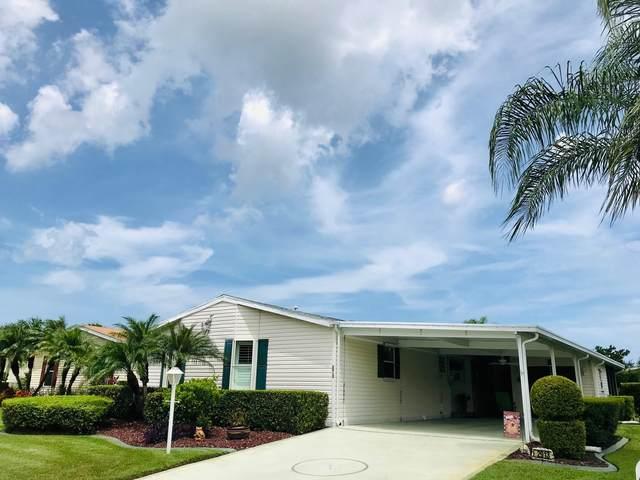 2913 Eagles Nest Way, Port Saint Lucie, FL 34952 (MLS #RX-10648990) :: Berkshire Hathaway HomeServices EWM Realty