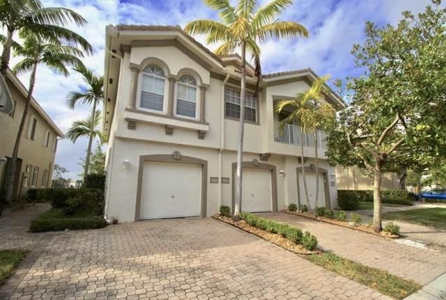 3216 Laurel Ridge Circle, Riviera Beach, FL 33404 (MLS #RX-10649007) :: Berkshire Hathaway HomeServices EWM Realty