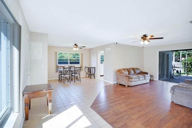 9111 SW 4 Street, Boca Raton, FL 33433 (MLS #RX-10649030) :: Berkshire Hathaway HomeServices EWM Realty