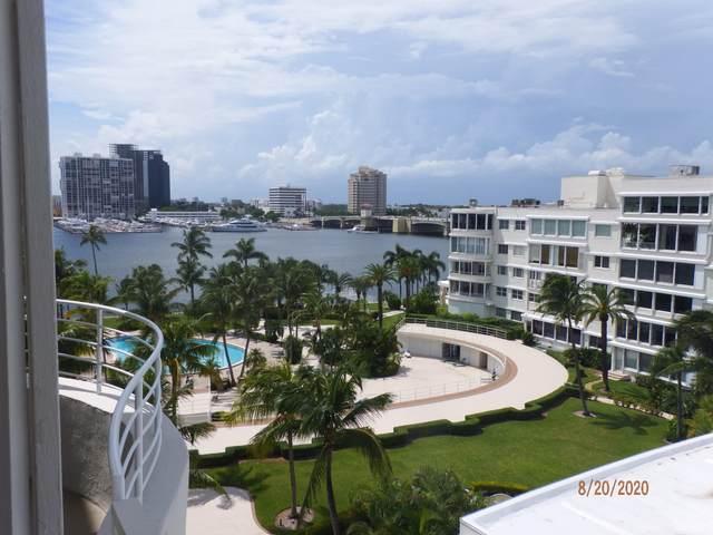 44 Cocoanut Row 608B, Palm Beach, FL 33480 (#RX-10649121) :: Posh Properties