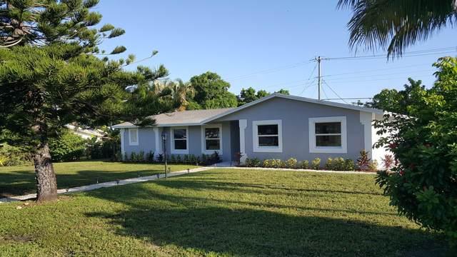 505 Sunset Road, Boynton Beach, FL 33435 (MLS #RX-10649138) :: Berkshire Hathaway HomeServices EWM Realty
