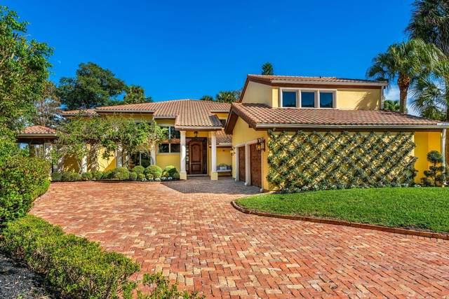 6541 Timber Lane, Boca Raton, FL 33433 (MLS #RX-10649142) :: Berkshire Hathaway HomeServices EWM Realty