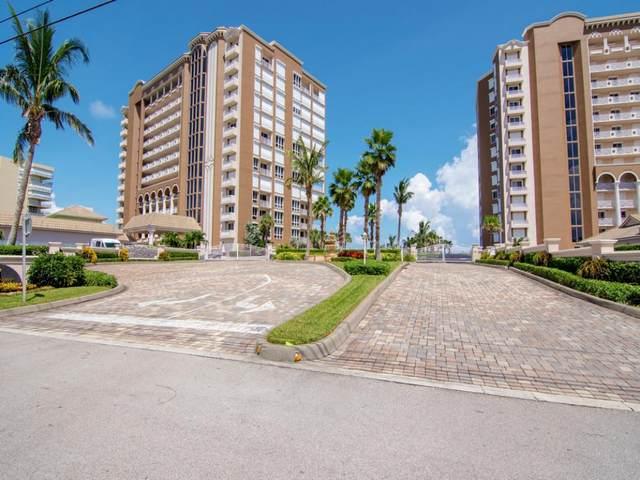 4180 N Highway A1a 501B, Hutchinson Island, FL 34949 (MLS #RX-10649235) :: Berkshire Hathaway HomeServices EWM Realty