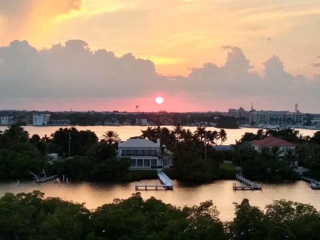 3589 S Ocean Boulevard #809, South Palm Beach, FL 33480 (#RX-10649259) :: Posh Properties