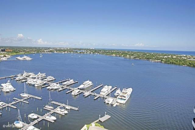 100 Lakeshore Drive T54, North Palm Beach, FL 33408 (#RX-10649365) :: Ryan Jennings Group