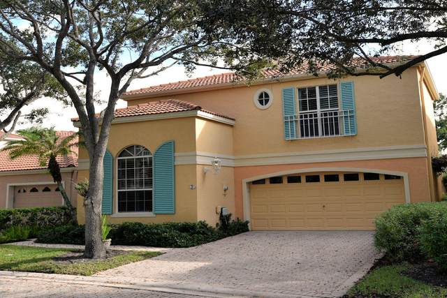 3 Via Verona, Palm Beach Gardens, FL 33418 (#RX-10649479) :: The Rizzuto Woodman Team