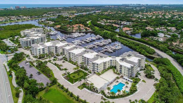 2700 Donald Ross Road #205, Palm Beach Gardens, FL 33410 (#RX-10649571) :: Posh Properties