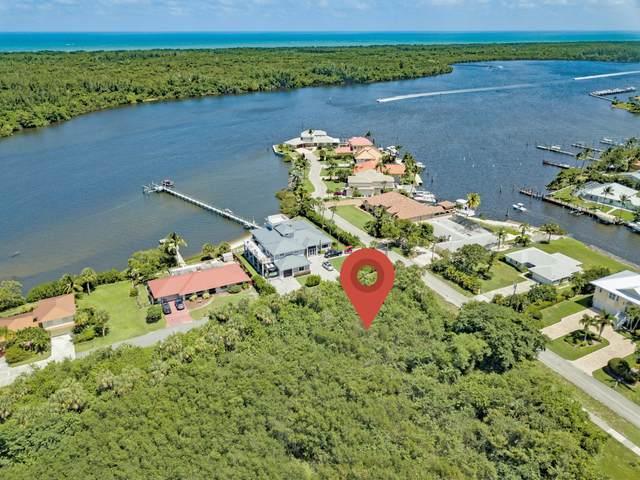 4200 SE Peterson Lane, Stuart, FL 34997 (#RX-10649599) :: Baron Real Estate