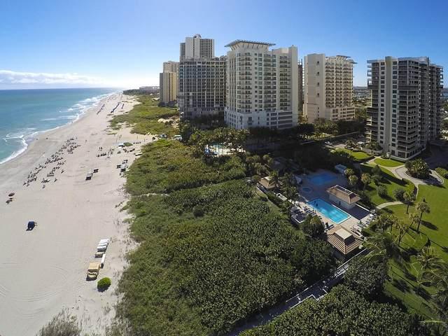 3400 N Ocean Drive #1206, Singer Island, FL 33404 (#RX-10649619) :: Ryan Jennings Group