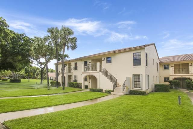 2600 Greenwood Terrace #205, Boca Raton, FL 33431 (#RX-10649627) :: Posh Properties