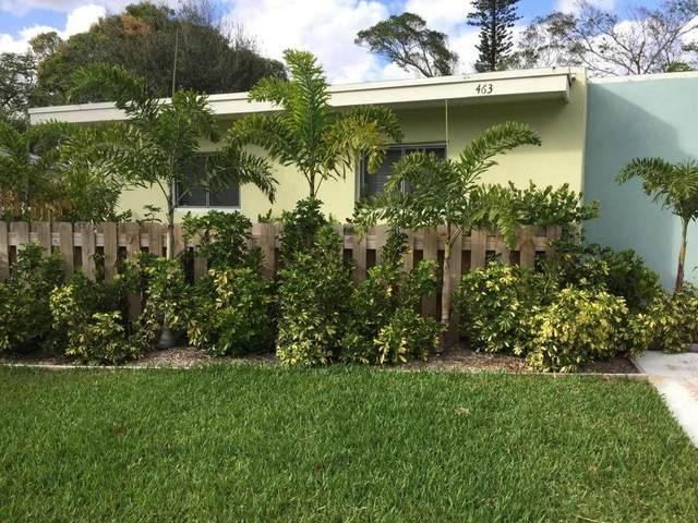 463 Newcastle Street, Boca Raton, FL 33487 (MLS #RX-10649629) :: Berkshire Hathaway HomeServices EWM Realty