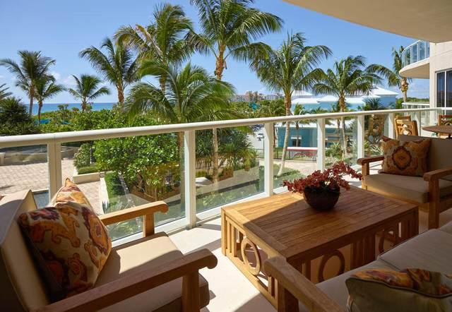 2700 N Ocean Drive 204B, Singer Island, FL 33404 (MLS #RX-10649707) :: Berkshire Hathaway HomeServices EWM Realty