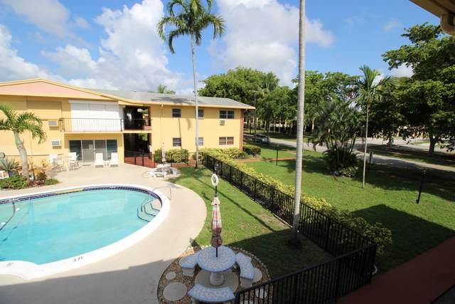 3600 Harrison Street 7B, Hollywood, FL 33021 (MLS #RX-10649724) :: Berkshire Hathaway HomeServices EWM Realty