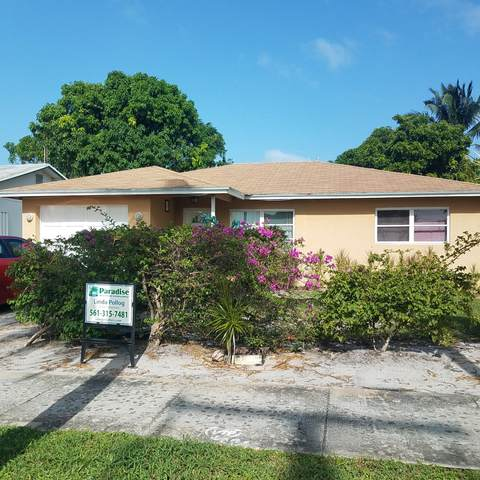 1310 N F Street, Lake Worth Beach, FL 33460 (#RX-10649798) :: Ryan Jennings Group