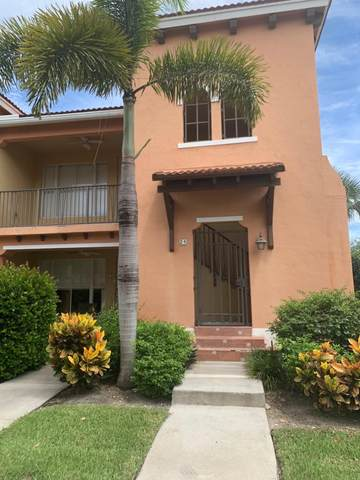 3549 Forest Hill Boulevard #24, Palm Springs, FL 33406 (#RX-10649825) :: Posh Properties